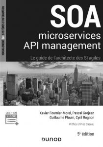 SOA microservices API managment